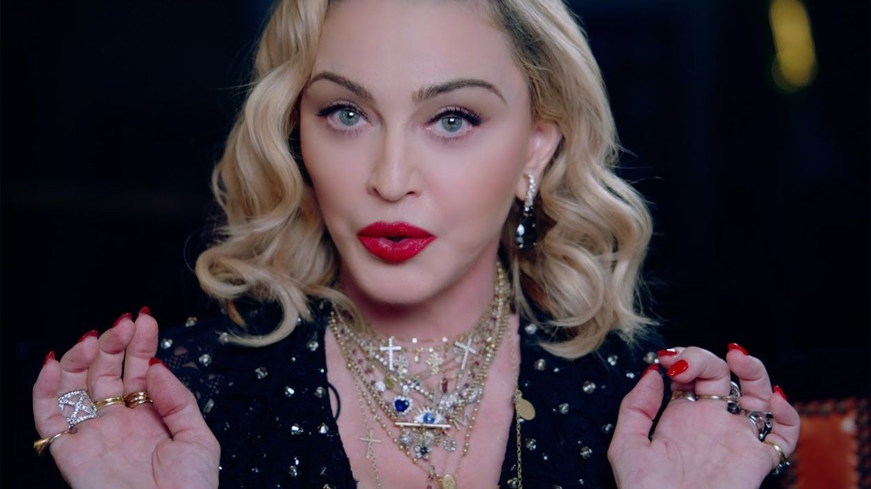 Download new song Madonna-Amazing[MusiCafee]